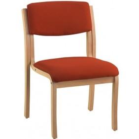 Centennial Visitor Chair Fabric Seat