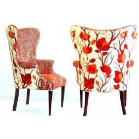 Reeva King Chair