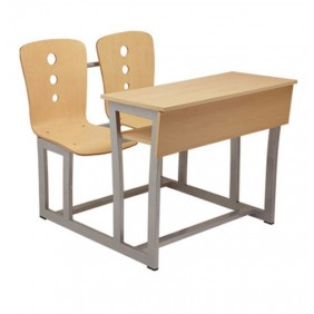 Jordon  Dual Desk Cum Bench