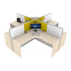 Collaborate D Workstation - Curvilinear Plus