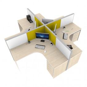 Collaborate  Workstation - Curvilinear Plus