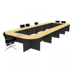 Flexible Ext Conference Table - Flexible/Extendable