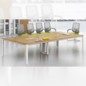Fussion Conference Table Rectangular Top