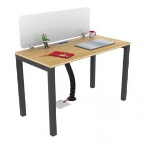LivaG Workstation Desk Based Linear Single
