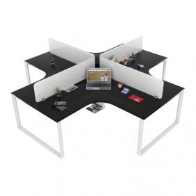 Loop G Plus Workstation Desk Based Face 2 Face Plus