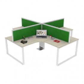 Loop S Plus Workstation Desk Based Face 2 Face Plus