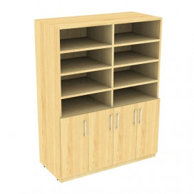 Post Medium Height Storage
