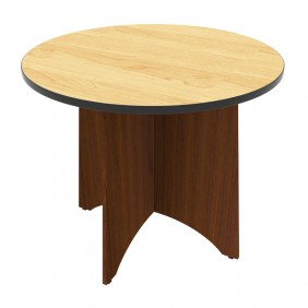 Swiss Meeting Table Round Top