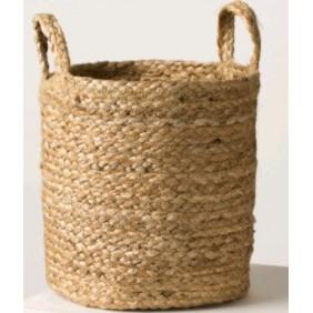 Jute Braided Basket